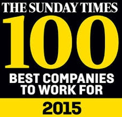 Sunday Times Top 100 Company To Work For