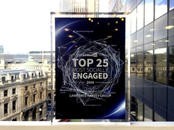 Top 25 Most Socially Engaged staffing agencies of 2016!