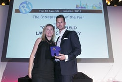 Congratulations to our Founder & CEO Tom Glanfield on picking up the RI Entrepreneur of the Year award... for the SECOND YEAR RUNNING! Tom is an inspirational leader and this award is thoroughly deserved, well done Tom, we're all very proud!