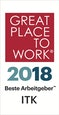 Great Place To Work - Beste Arbeitgeber Information & Telekommunikation 2018