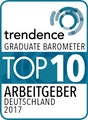 2017 Trendence Top 10