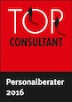 TOP Consultant Personalberater 2016