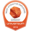 Most Attractive Employers Germany 2016 | universum