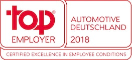 top Employer Automotive Deutschland