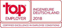 top Employer Ingenieure Deutschland