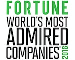 Worlds Most Admired Companies 2018