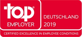 Top Employer Deutschland 2019
