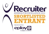 Recruiter Awards 2013