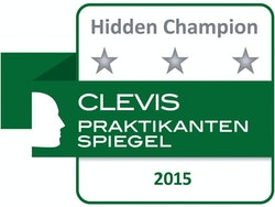 Clevis Hidden Champion 2015