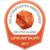 Universum Most Attractive Employers 2017